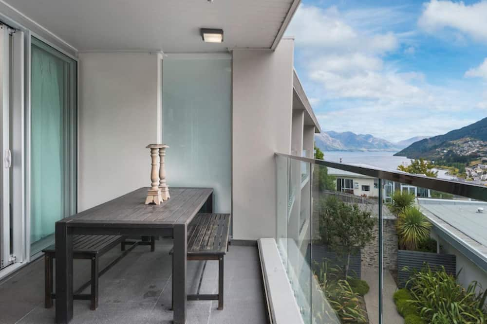 Apartman, Više kreveta, pogled na grad (Central View) - Balkon