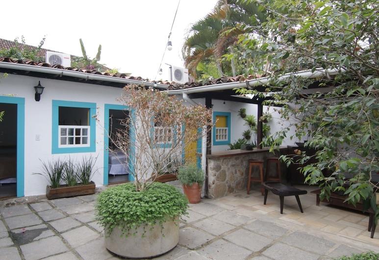 Casas do Pátio, Paraty, Terrein van accommodatie