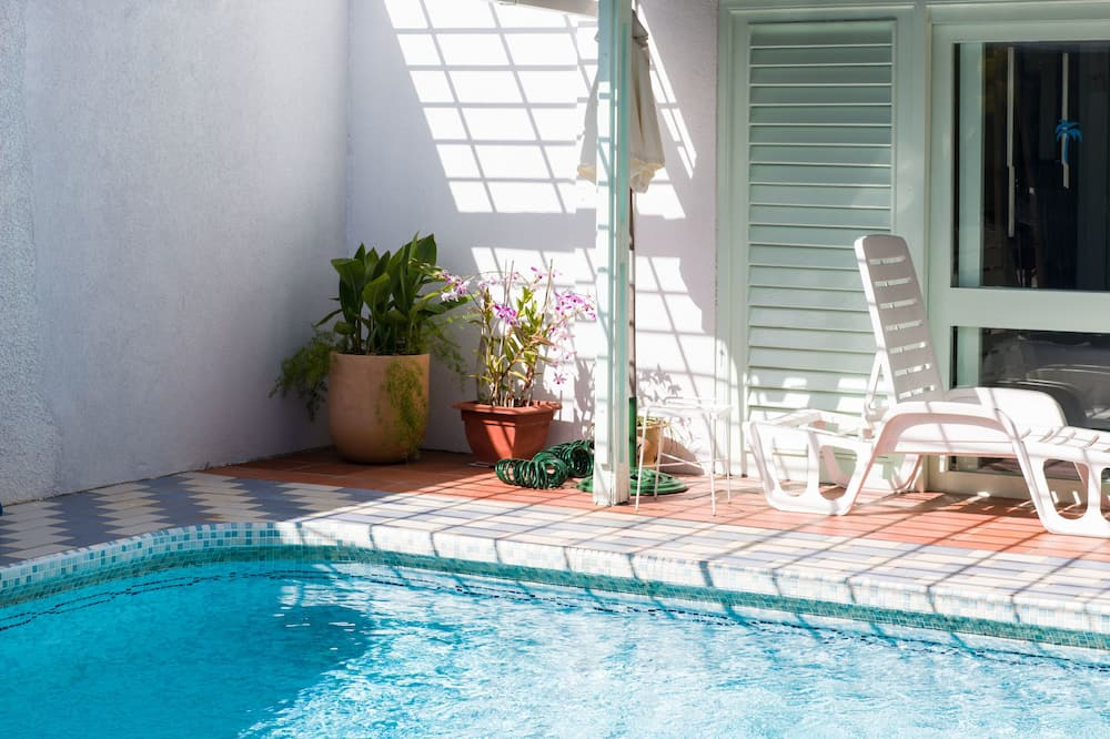 Traditional Villa, 2 Double Beds, Non Smoking - Private pool