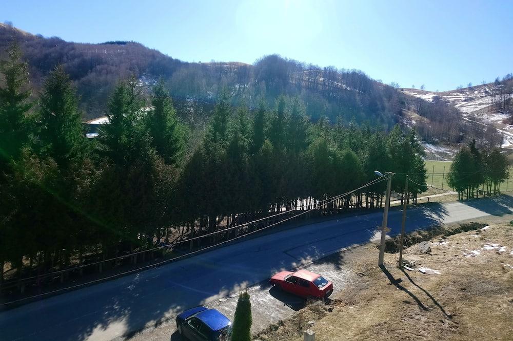 แกลเลอรีสตูดิโอ, วิวภูเขา - วิวจากห้องพัก