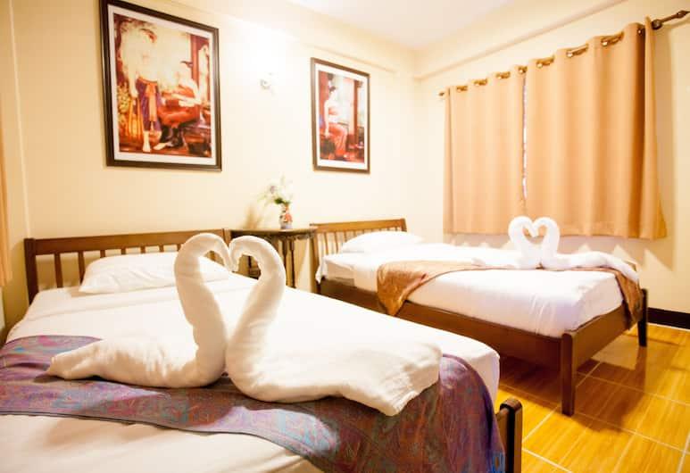 老廣場 9 號酒店, 清邁, Standard Twin Room , 客房