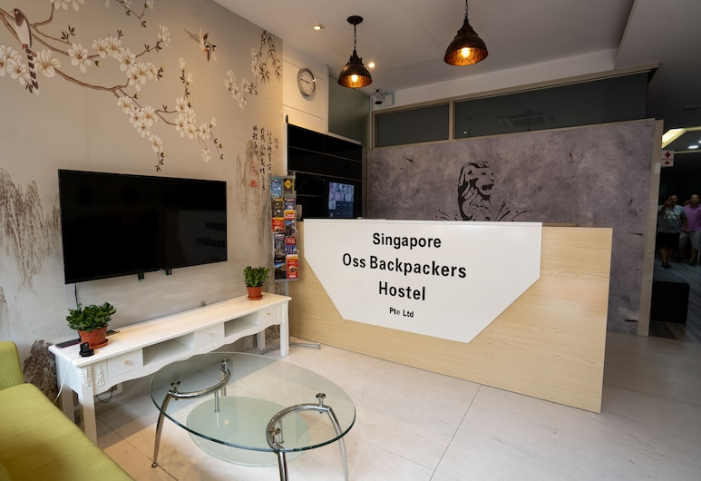 OSS Backpackers Hostel, Singapore