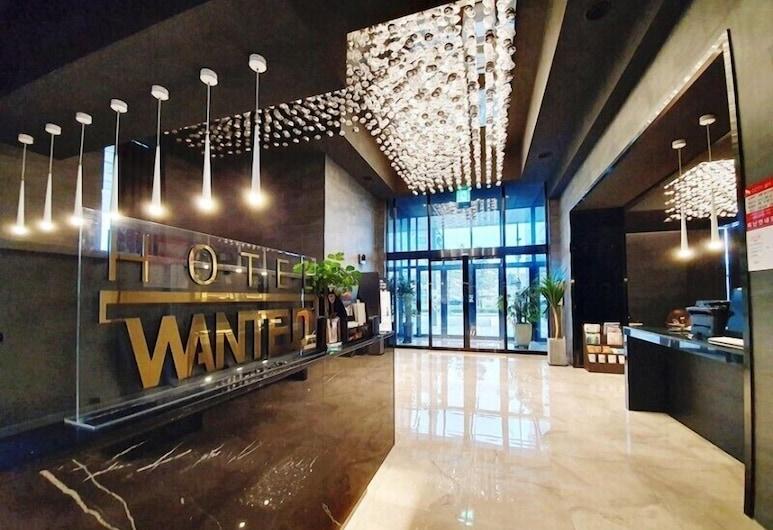 旺提德飯店, 仁川, 大廳