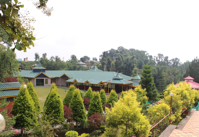 Nature Bloom Dharamshala Hotel and Resort, Palampur, Otel Sahası