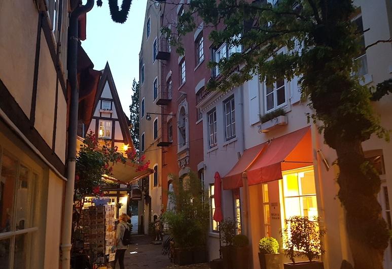 """""""Casa de bodas"""": su lugar romántico para alojarse en el casco antiguo de Bremen, Bremen, Exterior"""