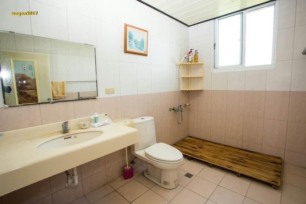 Phòng Suite phong cách cổ điển, Không hút thuốc - Phòng tắm