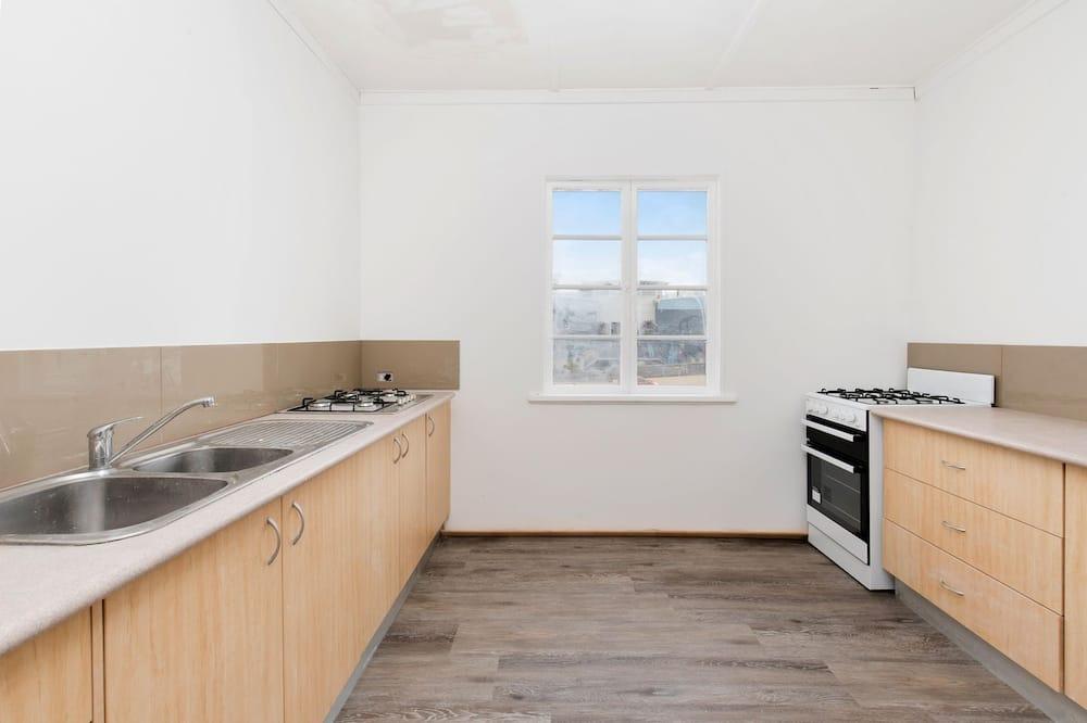 Gazdaságos egyágyas szoba - Közös használatú konyha