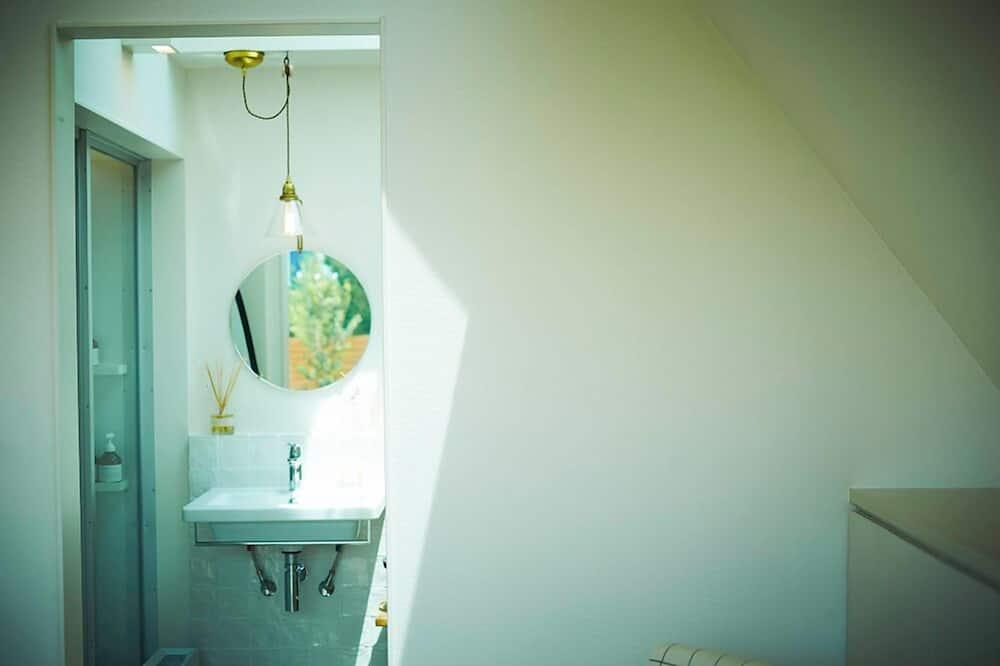 キャビン - バスルームのシンク