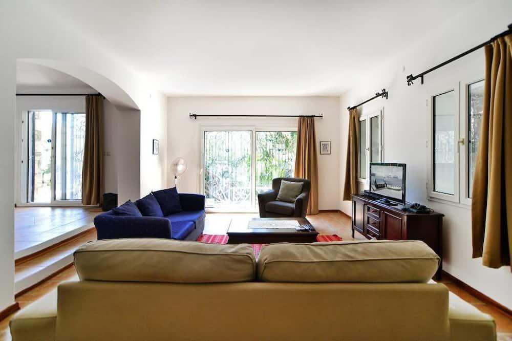 Villa, trīs guļamistabas, nesmēķētājiem - Dzīvojamā zona
