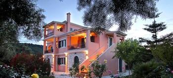 Bild vom Anthias Garden in Lefkada