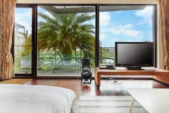 תמונה של Aqua Star Villa בדונגשאן