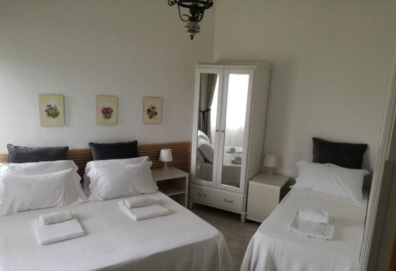享受梵蒂岡酒店, 羅馬, 標準三人房, 客房