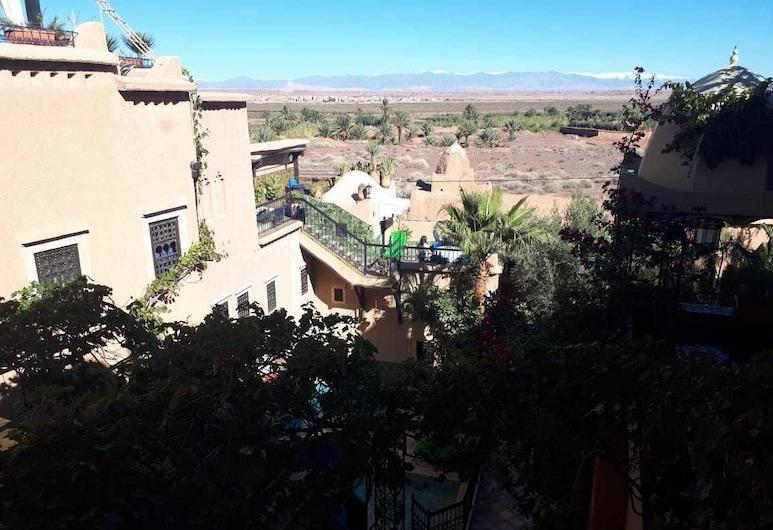Dar Bladi, Тармігт, Фасад готелю
