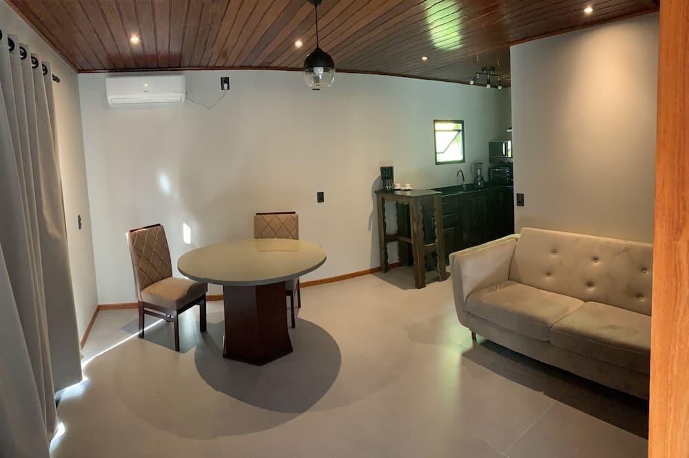 חדר דה-לוקס - אזור מגורים