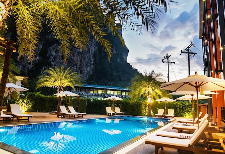 Frank Ao Nang Krabi Resort, Krabi