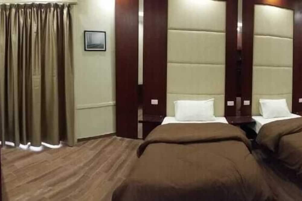 Habitación con 2 camas individuales, 1 habitación, vista a la ciudad - Habitación