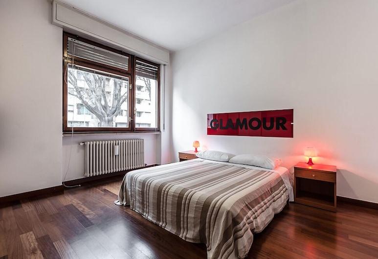 Scarampo, Milaan, Appartement, 1 slaapkamer, Kamer