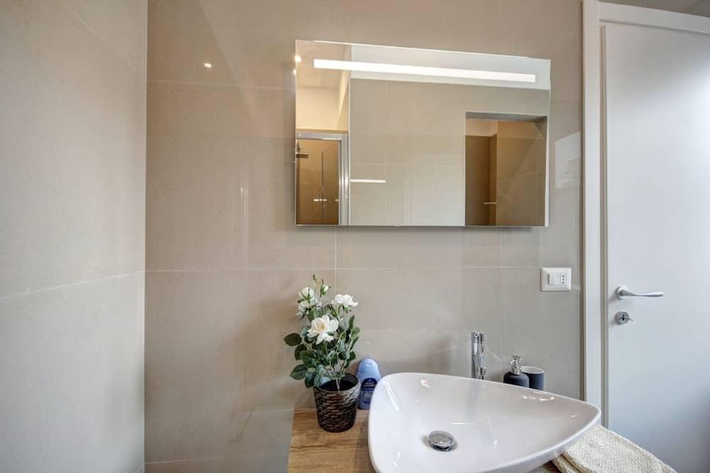 Studio - Lavabo de la salle de bain