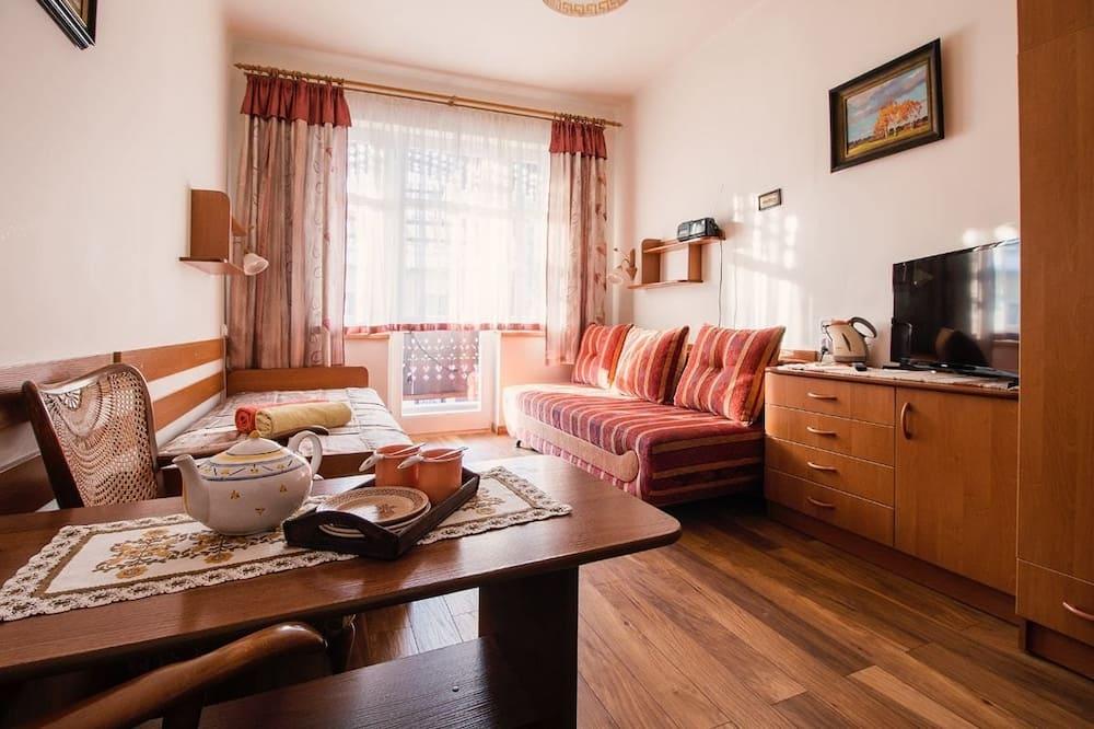 四人房, 多張床, 非吸煙房 (4) - 客廳