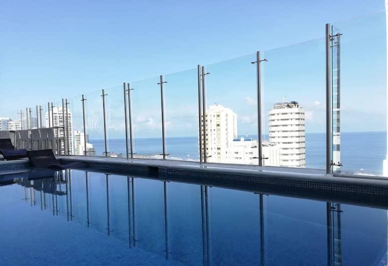 ZiOne Luxury Hotel Cartagena, Cartagena, Teras Havuzu