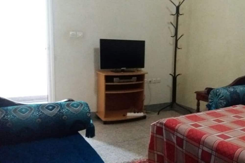 Apartament typu Comfort, 2 sypialnie, dla niepalących, widok na miasto - Powierzchnia mieszkalna