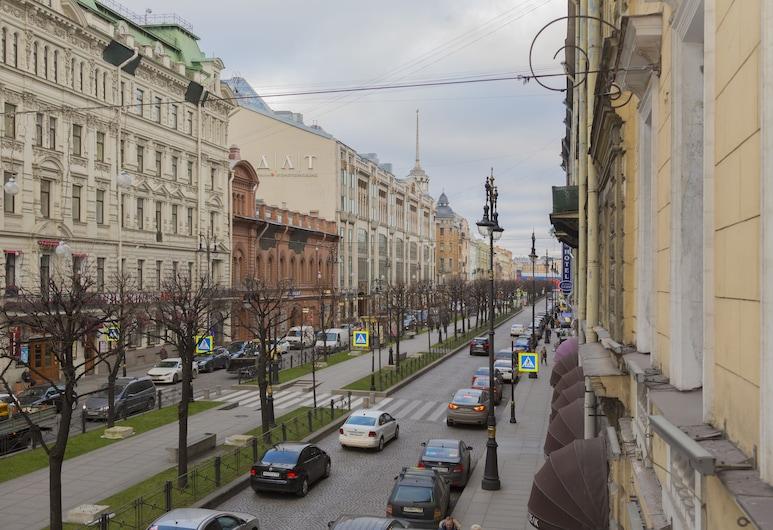 Orfei Hotel on Bolshaya Konyushennaya, San Pietroburgo, Doppia Standard, 1 letto king, non fumatori, vista città, Camera
