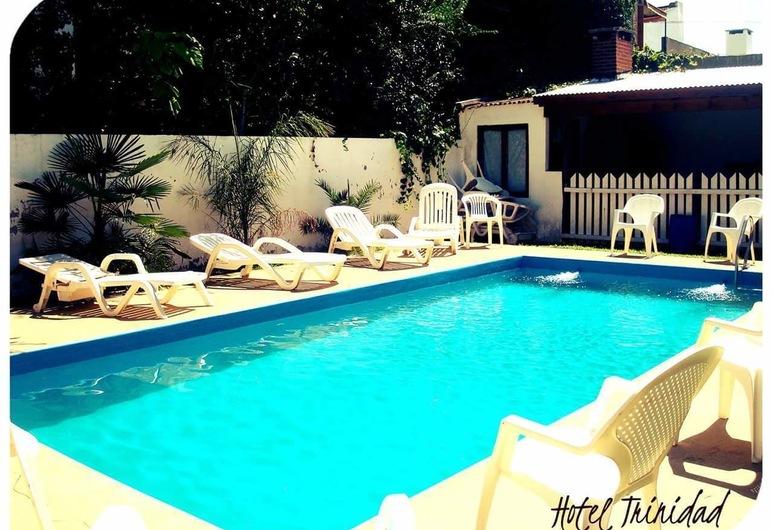 Hotel Trinidad, Pinamar, Vanjski bazen