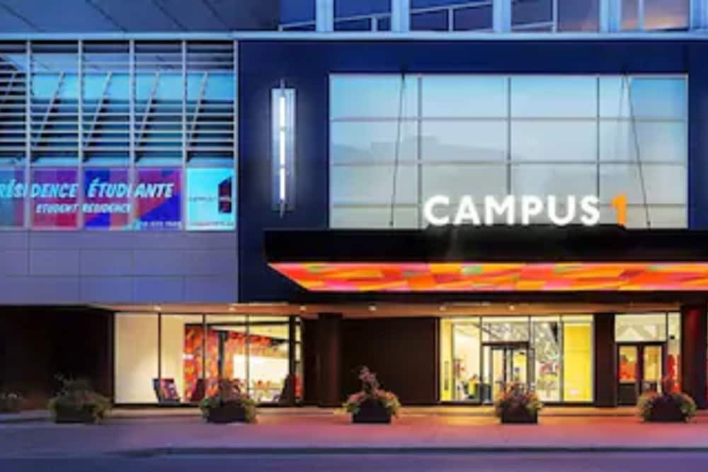 Campus1 MTL Student Residence