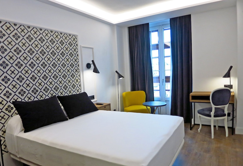 هوتل كولون بلازا, Valladolid, غرفة سوبيريور مزدوجة - منظر للمدينة, غرفة نزلاء