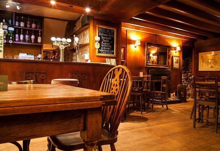 The Cross Keys Inn Kippen, Stirling, בר המלון