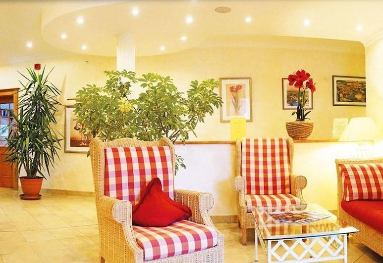 Hotel Vital Vallaster Garni, בד פוסינג, אזור ישיבה בלובי