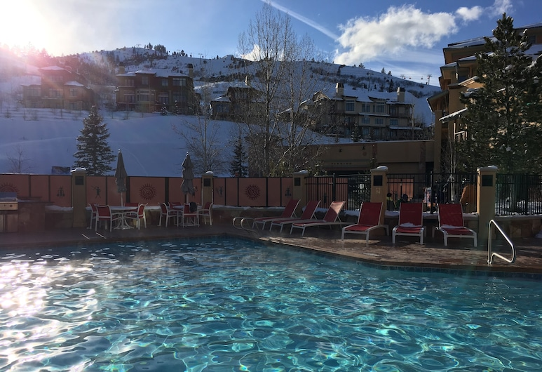 Sundial Lodge by Canyons Village Rentals, Park City, Außenpool