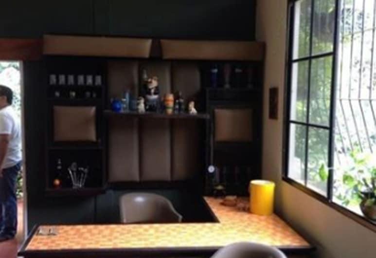 Ataco Luxury Cabin, Concepción de Ataco, Cabaña familiar, 4 habitaciones, vista a la montaña, Sala de estar
