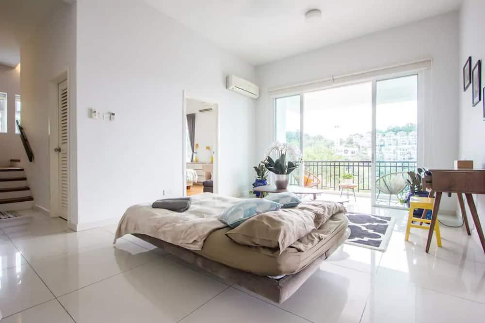 Villa (One) - Living Room