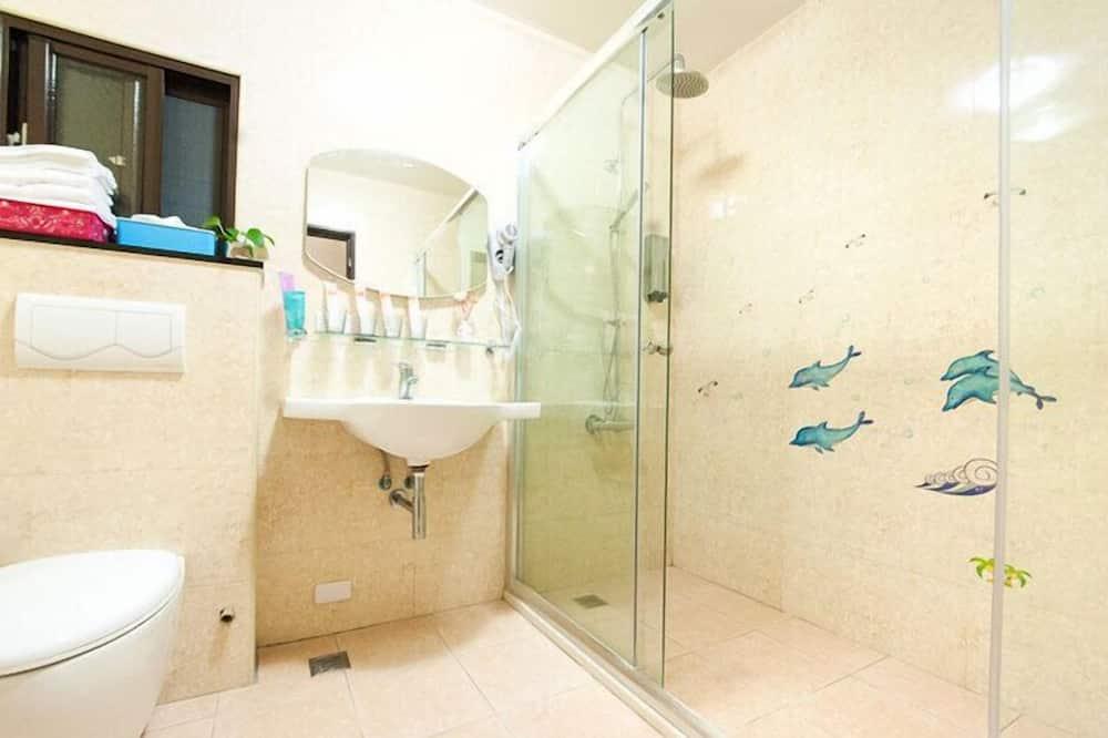 Habitación doble Prestigio, 1 cama Queen size, para no fumadores - Baño