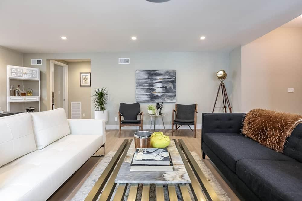 Dom luksusowy, 3 sypialnie, dla niepalących - Powierzchnia mieszkalna