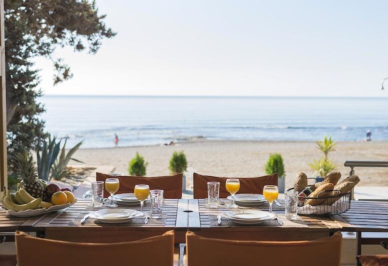 Villa Perla - Near Lardos Beach, Rodosz, Villa, 3 hálószobával, Terasz/udvar
