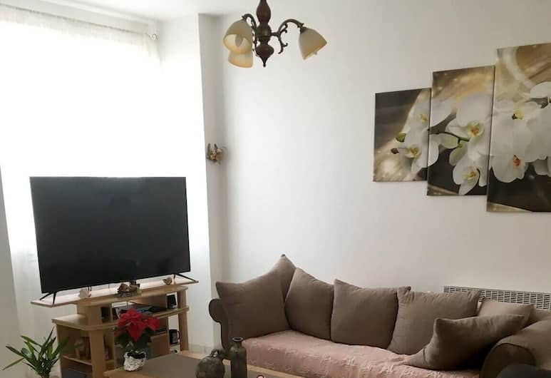 House With 2 Bedrooms in Marseille, With Enclosed Garden and Wifi - 10 km From the Beach, Marseille, Bilik Rehat