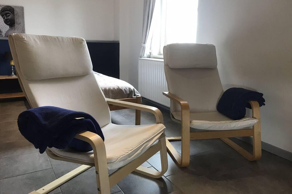 Comfort-Zweibettzimmer - Wohnbereich