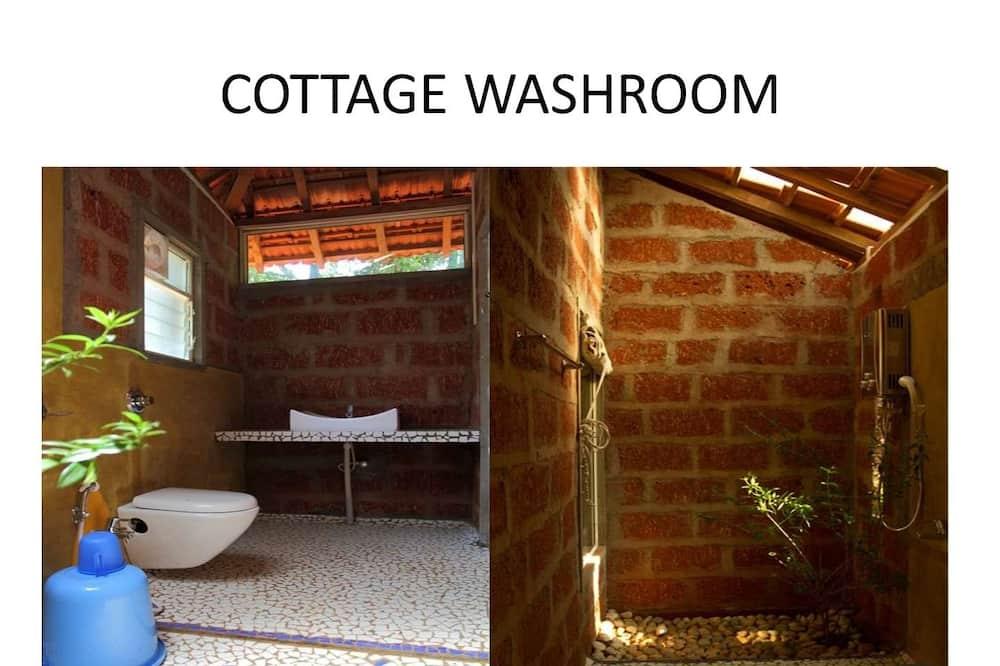 帳棚, 非吸煙房 - 浴室