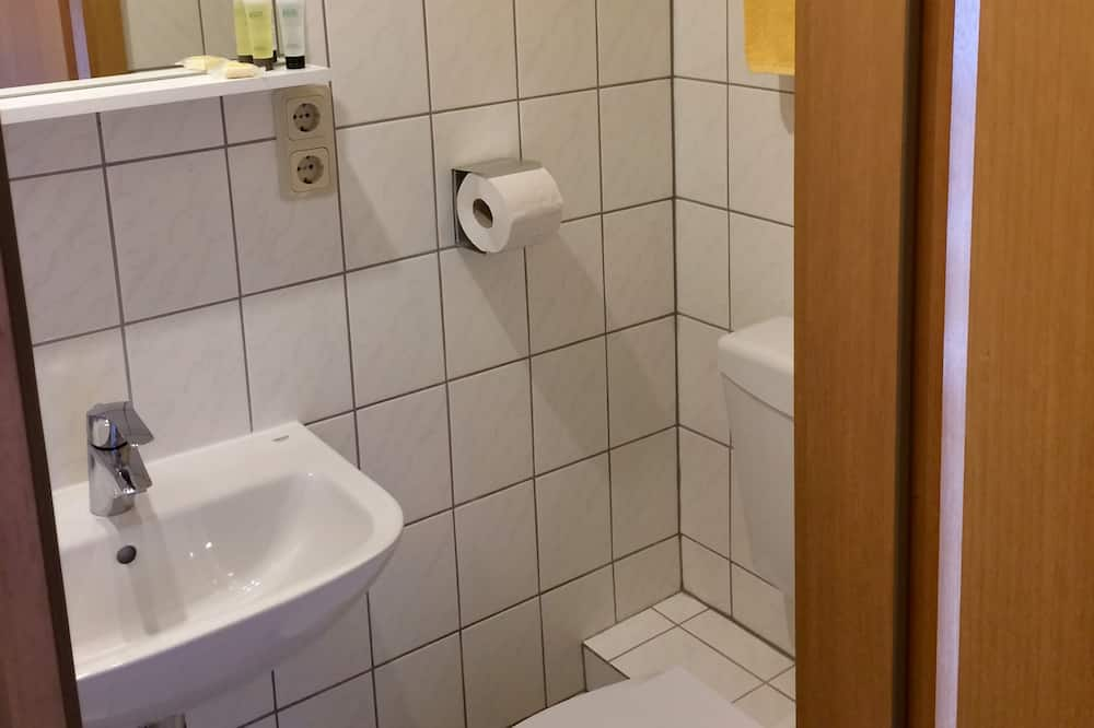 Double Room, 1 King Bed, Non Smoking - Bathroom Shower