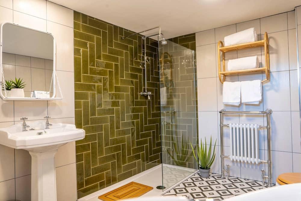 Štúdiový apartmán - Kúpeľňa