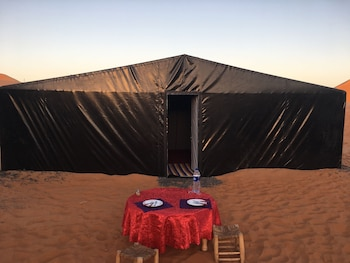 Bild vom Camp Under Stars - Adults Only in Taouz