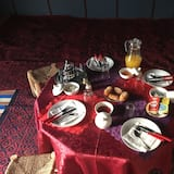 Family Tent, Non Smoking, Mountain View (5 Pax) - In-Room Dining