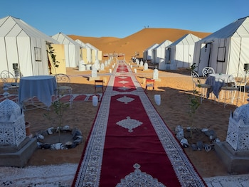 Foto van Camp Under Stars - Adults Only in Taouz