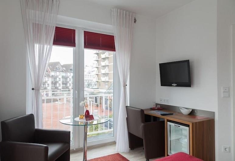 Hotel Christiansen, Cuxhaven, Double Room (Zimmer 7), Guest Room