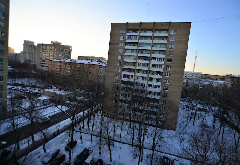 BestFlat24 Alekseevskaya, Moskwa, Z zewnątrz