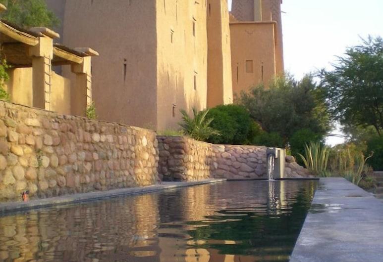 卡斯巴艾特本莫洛酒店, 斯庫拉, 室外泳池