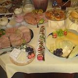 Švédský stůl