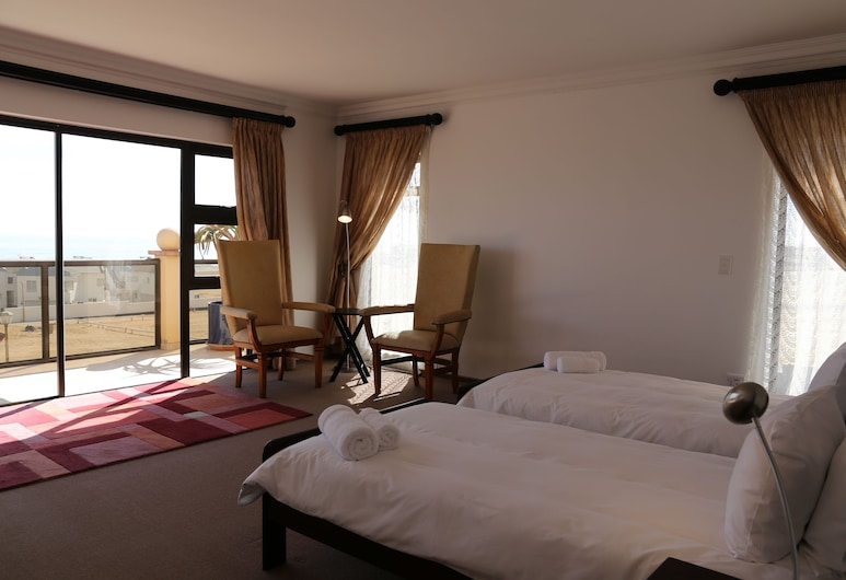 Shallow Water Inn Guesthouse, Swakopmund, Double Room Single Use, Non Smoking, Beach View, Guest Room